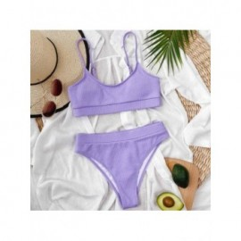 Sexy Ribbed Female Swimsuit...