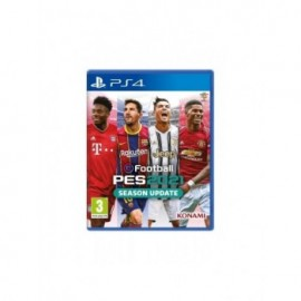 Pes 2021 Ps4 Game