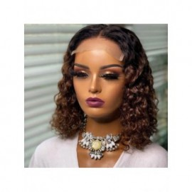 Colored Lace Front Human...