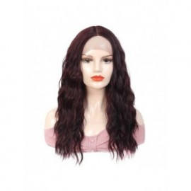 Lace Front Synthetic Hair...