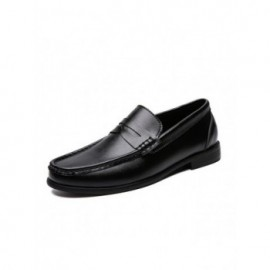 Men Loafers Shoes Spring...