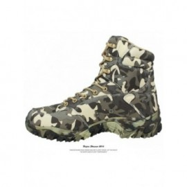 Men Military Army Boot 2018...